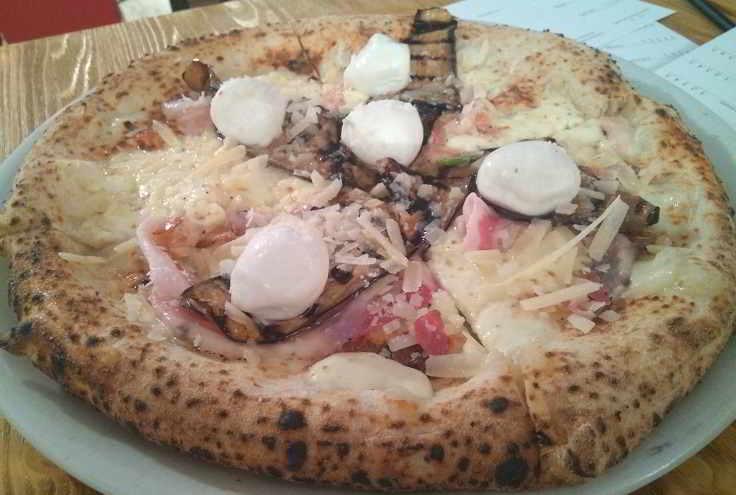 Pizza Antico Borgo