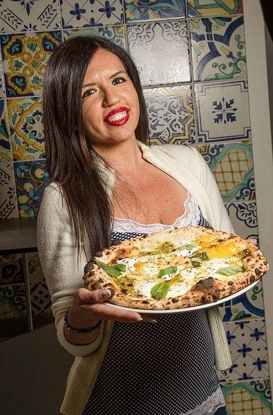Me e la Pizza di Capri