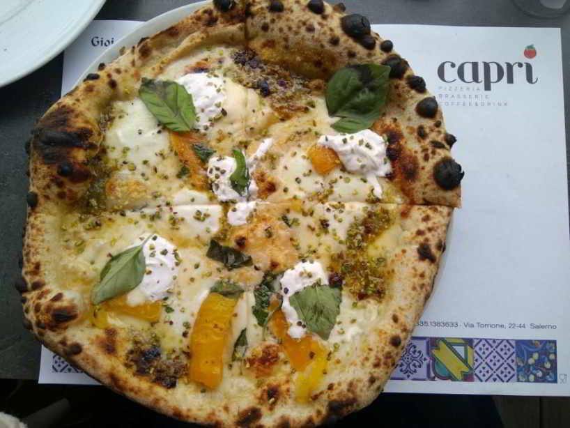La Pizza Oro Verde