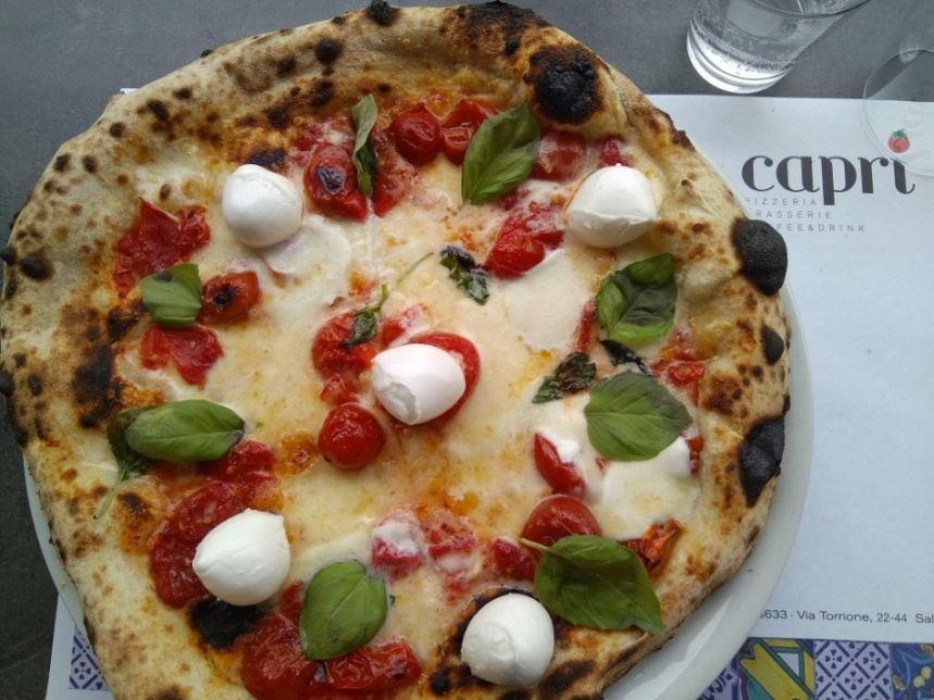 La Pizza Perle Campane