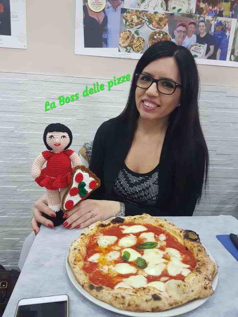 Pizza e Mascotte