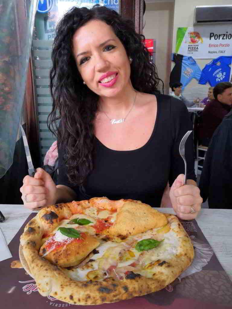 Io e la Pizza Spakkanapoli