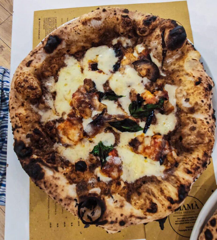 Mamà Pizza Passion pizza giulietta