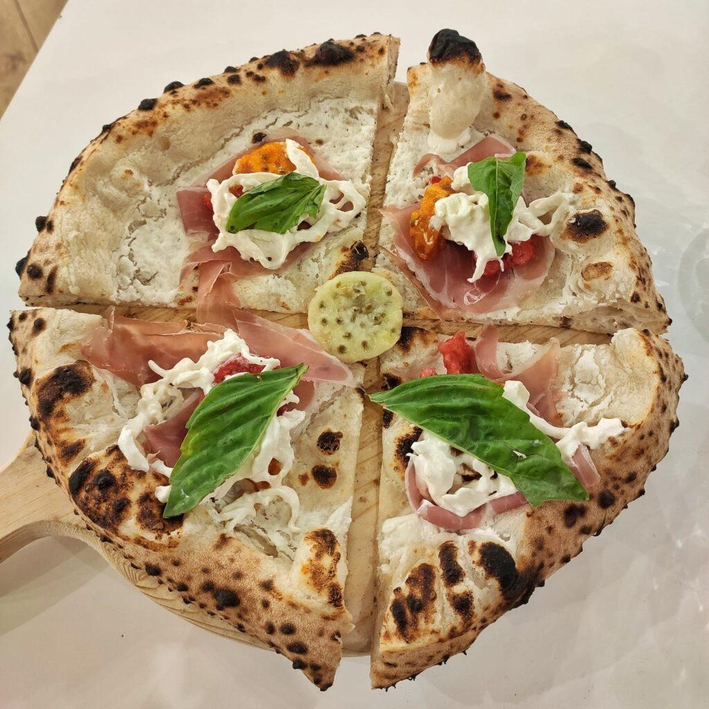 Mamà Pizza Passion pizza con fichi d'India