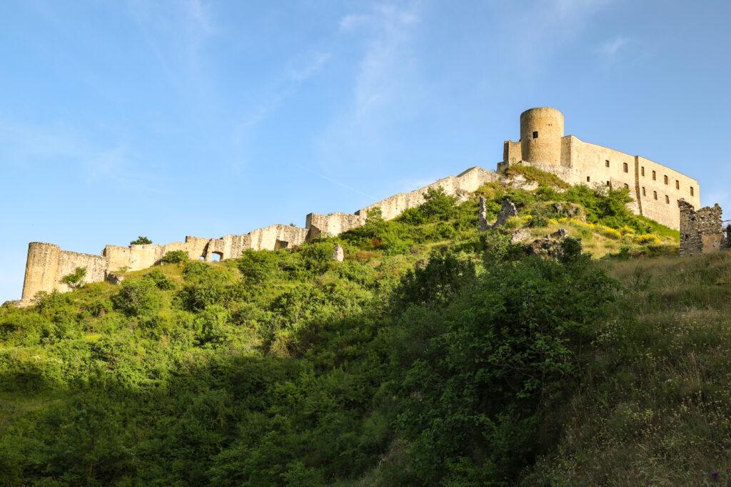 castello caracciolo brienza
